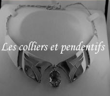 Bouton collier